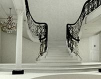 Décoration interieur - Chateau
