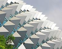 Singapore - Audacious architecture @ Marina Bay