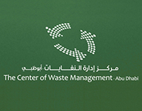 The Center of Waste Management. Abu Dhabi