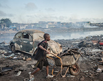 scrap is our business - Electronic waste in Ghana