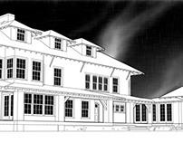 Professional Work at Richard Swann Architect