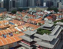 Singapore - Colourful Chinatown