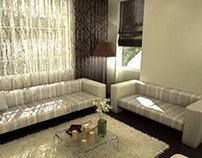 Architectural Work Part (1): Interior Design