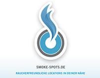 Smoke-Spots | CI, Website, App & Facebook