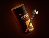 Freia Regia Hot Chocolate Packaging
