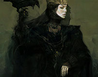Snow White and the Huntsman - concept art