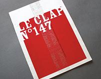 Le Clap, magazine