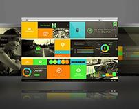 HighSchool Dropouts / Ui design & site navigation
