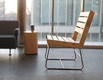 Monti - Lounge Chair