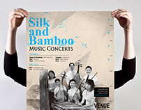 Silk and Bamboo Concert