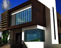 Architectural Work Part(3): Villas
