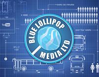 Blue Lollipop Media, Leaflet