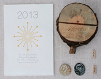 2013 Portuguese Proverb Calendar