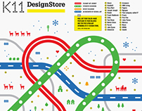K11 Design Store Xmas 2012