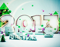 FELICES FIESTAS - 2013!!