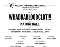 Williamstown Theatre Festival Program