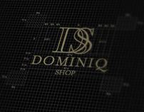 Dominiq Shop Corporate Identity