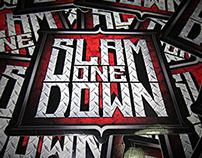 Slam One Down Re-Branding