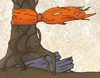Yggdrasill Illustration