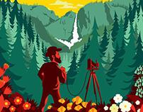 Yosemite National Park Art Concepts