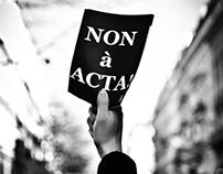 Anonymous vs ACTA