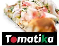Tomatika Brand identity and photography