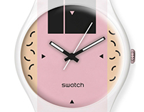 THE SWATCH PROJECT