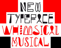 New Font: Whimsical Musical