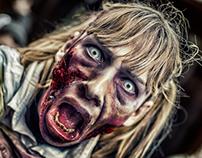 Zombie Walk - Paris 2012