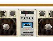 80's Recorder