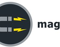 Magnetic Social | Logo Design
