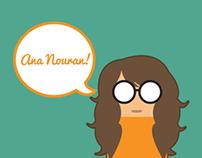 CV - Ana Nouran!