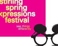 Stirling Spring Expressions Festival