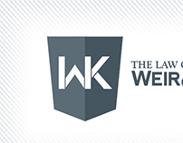 Weir & Kestner | Logo & Stationary