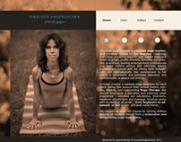 KirschenYoga website