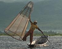 Inle Lake - Myanmar.