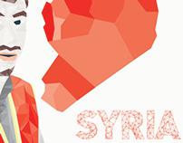 SYRIA is Bleeding