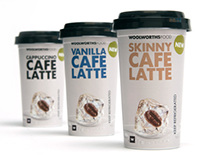 Woolworths Iced Cafe Latte