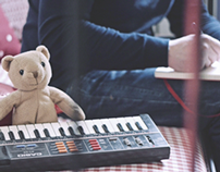TINY TIDE - Recording Sarah
