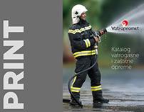 Catalogue of Firefighting Equipment, 2013