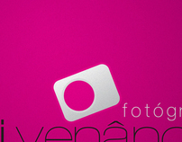 Vivi Venâncio Logo Development