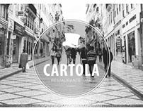 Identidade Café Cartola
