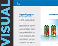 Visual Identity Guide Vitalis, 2013