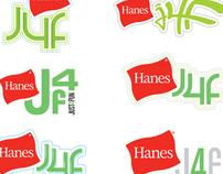 Hanes J4F Youth Apparel Sub-brand