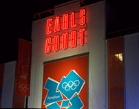 London 2012 Look of the Games – Earls Court