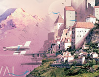Utopian places
