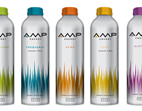 AMP Energy Drink rebrand (proposed)
