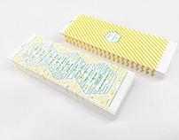 MCAD Bees Bookmark