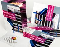 Cat's Handmade Shop general leaflet / Általános szóró