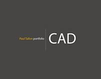 CAD portfolio